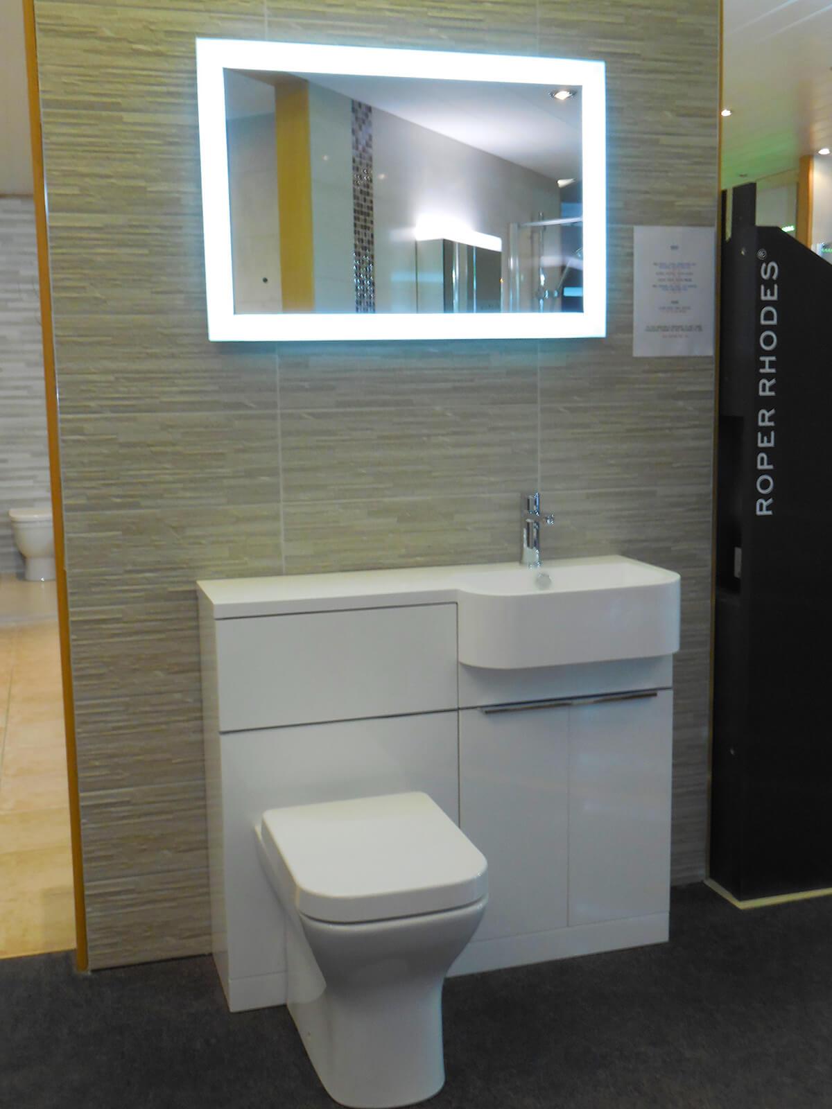 Showroom Absolute Bathrooms